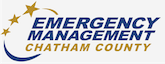 Emergency Management Chatham County Logo